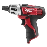 Milwaukee Electric Tools M12 Cordless Screwdriver