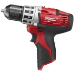 "Milwaukee Electric Tools M12 Cordless 3/8"" Drill Driver"