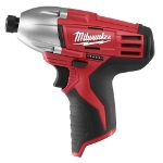 Milwaukee Electric Tools M12 Cordless Hex Impact Driver