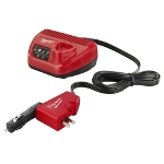 Milwaukee Electric Tools M12 AC/DC Charger