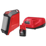 Milwaukee Electric Tools M12 Wireless Jobsite Speaker Kit