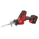 Milwaukee Electric Tools M18 Hackzall Cordless Reciprocating Saw Kit with XC Battery