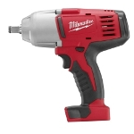 "Milwaukee Electric Tools M18 Cordless 1/2"" High Torque Impact Wrench with Friction Ring (Bare Tool)"