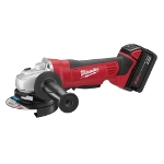 "Milwaukee Electric Tools M18 Cordless 4-1/2"" Cut-off Tool / Grinder Kit"