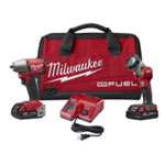 Milwaukee Electric Tools 2 Piece M18 Fuel Combo Kit