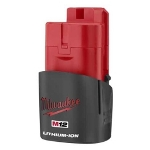 Milwaukee Electric Tools M12 Lithium-Ion Battery