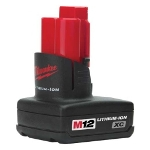 Milwaukee Electric Tools M12 XC Battery Pack