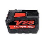 Milwaukee Electric Tools V28 Lithium Ion Battery Pack