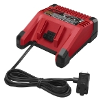 Milwaukee Electric Tools M18 18 Volt Lithium-Ion Battery Charger