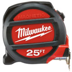 Milwaukee Electric Tools 25' Magnetic Tape Measure
