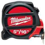 Milwaukee Electric Tools 16'/5M Tape Measure