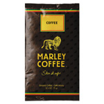 Marley Coffee Coffee Fractional Pack, Marley Mixer, 18/Box