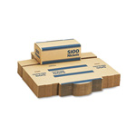 MMF Industries Coin Transport Boxes, Holds 2,000 Nickels/Box, Blue, 50 Boxes/Carton