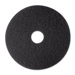 "3M Stripper Pad, 12"", 5/CT, Black"