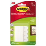 "Command® Picture Hanging Removable Interlocking Fasteners, 5/8"" x 1 3/8"", Set of 4"