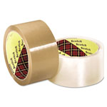 Scotch Brite® Scotch 371 Industrial Box Sealing Tape, Clear, 48mm x 50m