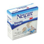 Nexcare Reusable Cold Pack, 4 x 10, 1/Box