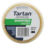 "Tartan™ General Purpose Packing Tape, 2"" x 55yds, 3"" Core, Clear"