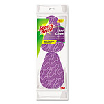 Scotch Brite® Stay Clean Dish Wand Refills, Purple, 3 1/2 x 4 2/5, 2/Pack