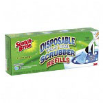 Scotch-Brite® Disposable Toilet Bowl Scrubber Refills