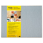"Post-it® Display Board, 18""x23"", Ice"