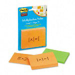 Post-it® Multiplication Notes