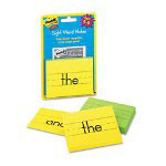 "Post-it® Level 1 Super Sticky 3x4"" Sight Word Notes W/50 Common Words"