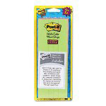 Post-it® Multi-Color Word Strips, 8.25 x 3