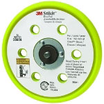 "3M 6"" Stikit Low Profile Disc Pad"