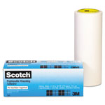 3M Positionable Mounting Adhesive, 24 in x 50 ft, Clear