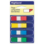 "3M Assorted Standard Flags, 1/2"" x 1 3/4"""