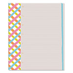 Post-it® Assorted Note Pads, 7 x 8, 76 Sheets/Pad, 3 Pads/Pack
