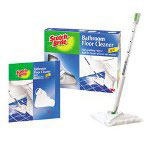 Scotch Bathroom Floor Cleaner Refill Pads