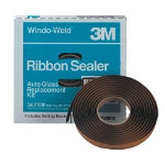 "3M Round Ribbon Sealer, 1/4"" x 15'"