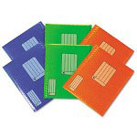 3M Smart Mailer, #2, Blue, Green, Red, 6/Pack