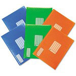 3M Smart Mailer, #6, Blue, Green, Red, 6/Pack