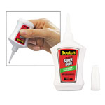 Scotch Super Glue Gel in Precision Applicator, 14 OZ