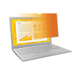 "3M Frameless Gold Notebook Privacy Filter for 13"" Widescreen MacBook Air, 16:10"