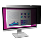 "3M High Clarity Privacy Filters for 22"" Widescreen LCD, 16:10 Aspect Ratio"