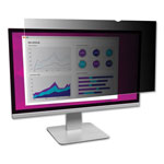 "3M High Clarity Privacy Filters for 23.6"" Widescreen LCD, 16:9 Aspect Ratio"