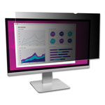 "3M High Clarity Privacy Filters for 23.8"" Widescreen LCD, 16:9 Aspect Ratio"