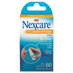 Nexcare No-Sting Liquid Bandage Spray, 0.61oz