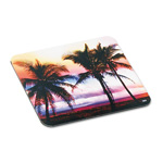 3M Scenic Foam Mouse Pad, Nonskid Back, 9 x 8, Sunrise Design