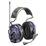 3M Peltor Powercom Hearing Protection Two-Way Radio Headset, 22 Channels