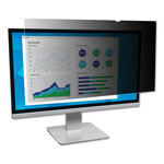 "3M LCD Privacy Filter for 22"" Wide LCD Desktop"