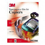 3M PP2500 Recycled Transparency Film for Plain Paper Copiers