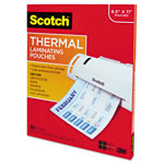 "Scotch® Thermal Laminating Pouches, 11 1/2""x9"""