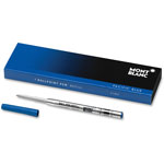 Montblanc Pen Refill, Fine, Ballpoint, Pacific BE