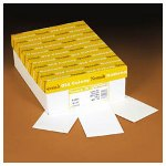 Neenah Paper #10 Envelopes for CLASSIC CREST Writing Paper, Avon Brilliant White, 500/Box