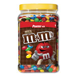 M & M's Milk Chocolate w/Candy Coating, 62 oz Bag